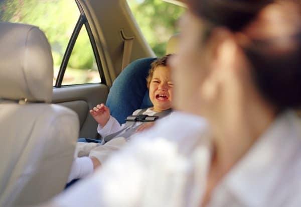 Unfall: Weinendes Baby rettet Mutter (Symbolfoto: Thinkstock)