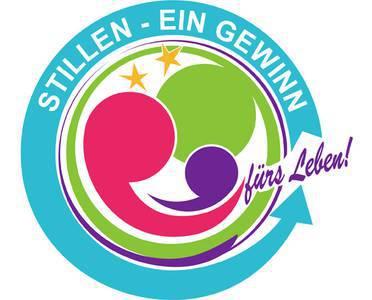 Offizielles Logo der Weltstillwoche 2014 © Deutscher Hebammenverband