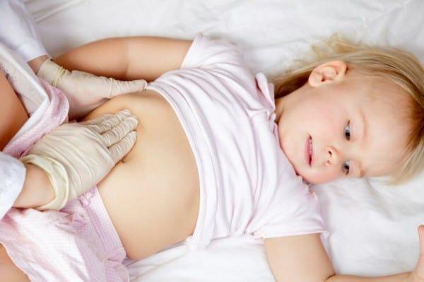 Im Zweifelsfall sollten Eltern ärztlichen Rat einholen © Thinkstock