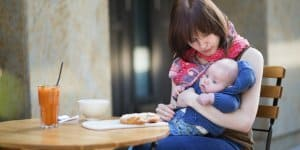 Kinder unerwünscht? © Thinkstock
