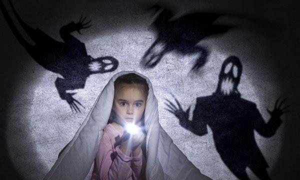 Wenn Kinder Angst haben (© Thinkstock)