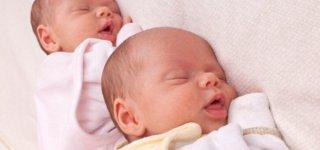 """Experten sprechen von """"zweizeitigen Zwillingen"""" © Thinkstock"""