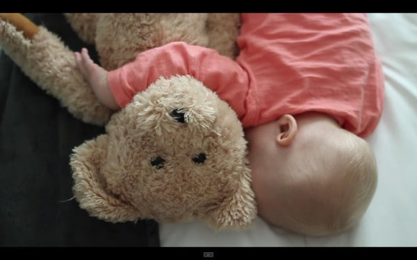 Zu niedlich - aber auch Eltern möchten mal flüchten ©Esther Anderson/youtube