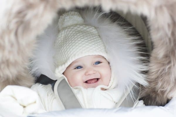 Winterbaby - warm eingepackt(© Thinkstock)