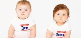 Ben und Emma gehören zu den beliebten Babynamen 2014 © Thinkstock