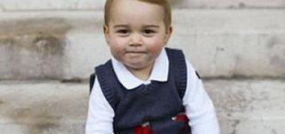 Irgendwann wird er mal König von England: Prinz Georg © The Duke and Duchess of Cambridge