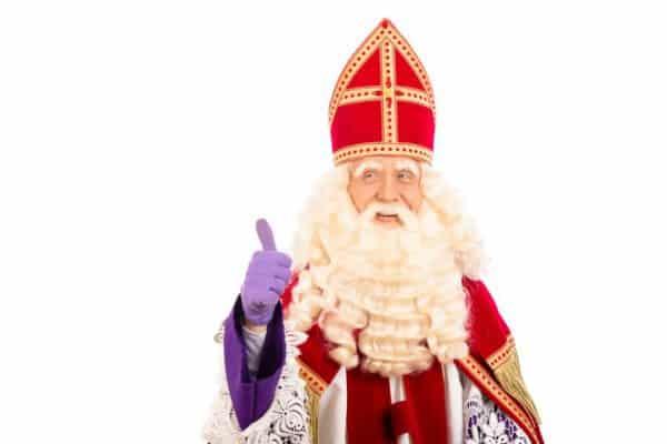 Trägt Bischofshut: Der echte Nikolaus (c) Thinkstock