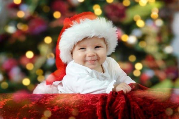 Christkind oder Weihnachtsmann? (c) Thinkstock