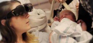 Kathy Beitz kann ihren Sohn sehen - für sie ein Wunder © Yvonne Felix/youtube