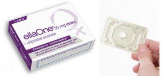 """Die """"Pille danach"""" EllaOne gibt es bald rezeptfrei (© HRA Pharma)"""