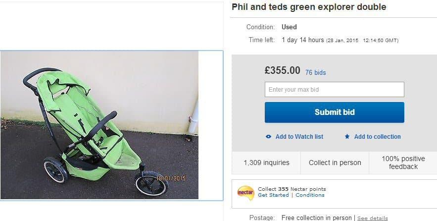 Kuriose Ebay Auktion Dieser Grune Albtraum Hat Mein Leben Ruiniert