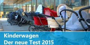 Kinderwagen im Test