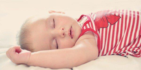 Babys brauchen ihren Schlaf