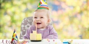 Perfekte Planung für den 1. Geburtstag? ©Thinkstock