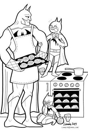 Wahre Helden kochen auch ©Linnéa Johansson