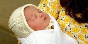 Den ersten öffentlichen Auftritt verschlief die Kleine ©dukeandduchessofcambridge.org