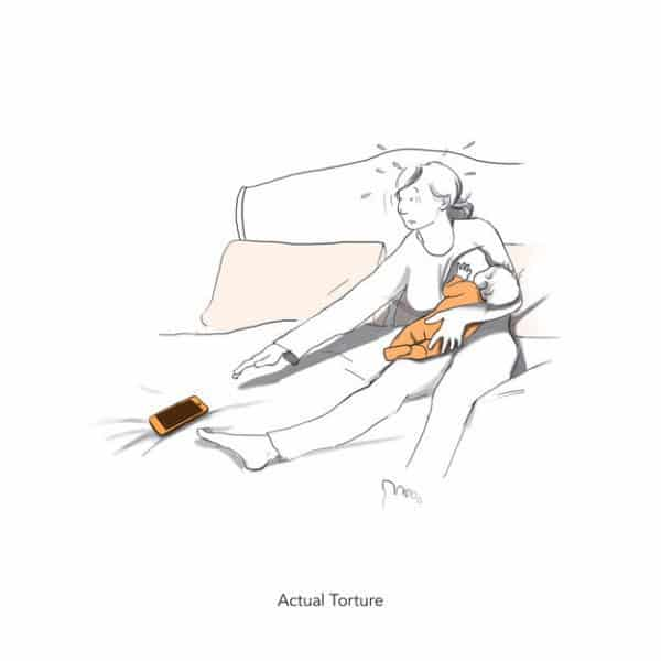 Illustration Mutteralltag
