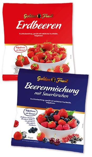 Aldi Erdbeeren Tiefkühl-Erdbeeren TK-Beeren Rückruf