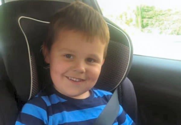 Ethan (5) freut sich so sehr auf das Geschwisterchen © youtube , Sarah Bromby /Screenshot
