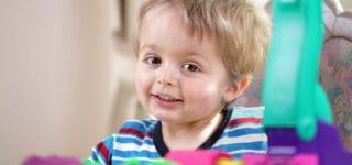 Per Gesetz hat jedes Kind Anspruch auf einen Kita-Platz © Thinkstock