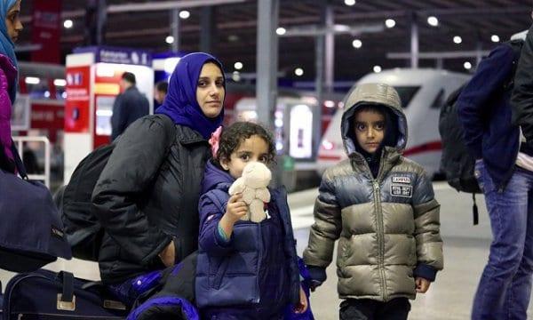 Ankunft des Train of Hope in München © Richard Gutjahr/www.gutjahr.biz
