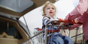 Ein Wutanfall als Sicherheitsrisiko im Supermarkt? (c) Thinkstock