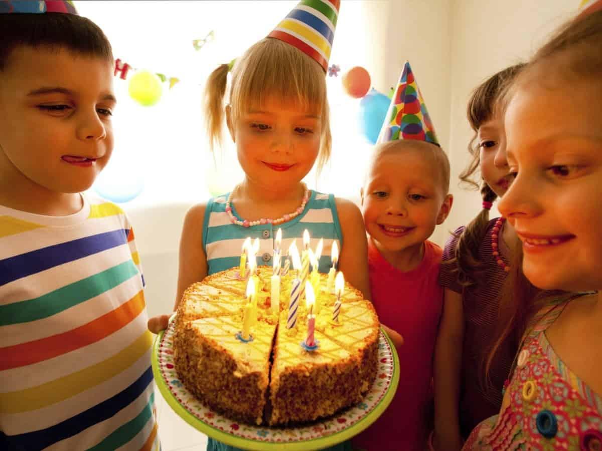 Kuchenverbot Kitas Verbieten Selbstgebackene Geburtstagskuchen