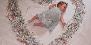So viele Spritzen zum Babyglück (c) Sher Institutes Facebook