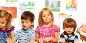 In Berlin sollen Kitas für alle Kinder kostenfrei werden (c) Thinkstock