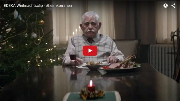 edeka werbung r hrender weihnachtsspot sorgt f r diskussionen. Black Bedroom Furniture Sets. Home Design Ideas