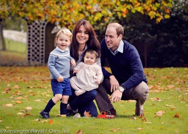 Eine fast normale Familie (c)Kensington Royal, Chris Jelf/Facebook