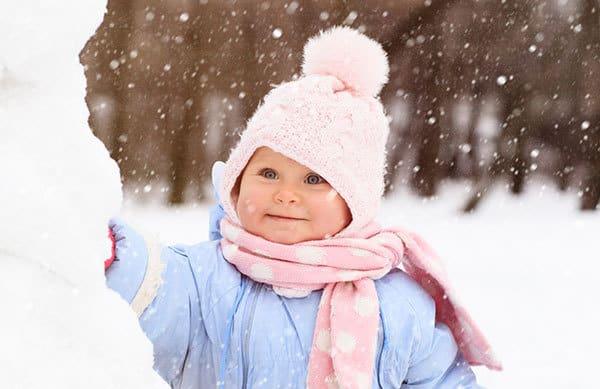 Wichtig ist die richtige Kleidung im Winter (© Thinkstock)