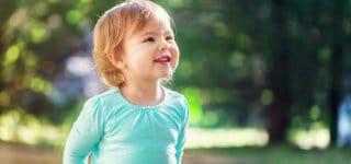 Zweijährige erobern die Welt - und auch Sprache (c) Thinkstock
