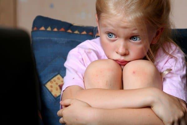 Die Bilder der Terroranschläge wirken auf Kinder sehr beängstigend (c) Thinkstock