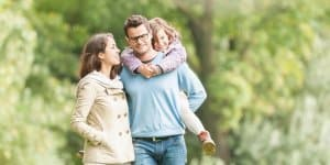 BGH stärkt Rechte von Eltern ohne Trauschein (c) Thinkstock