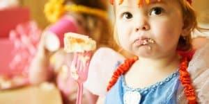 Was dürfen Prinzessinnen essen? (c) Thinkstock