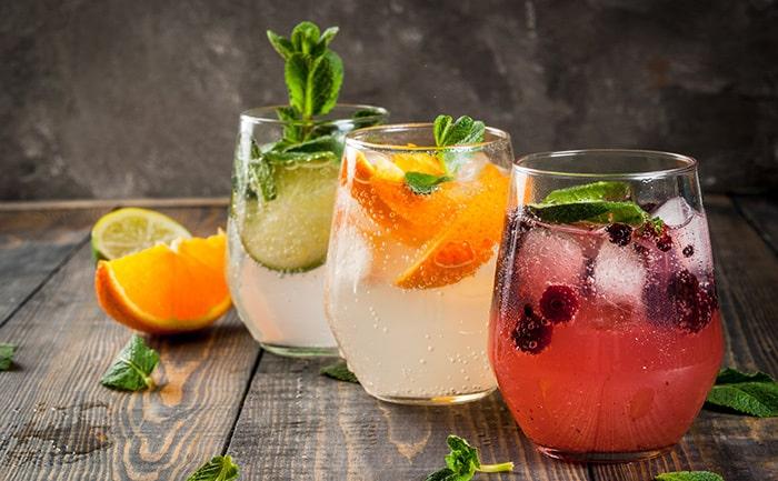 Alkoholfreie Cocktails für Schwangere und Stillende
