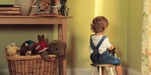 Grausam für kleine Kinder: Auszeit  © Symbolfoto/Thinkstock