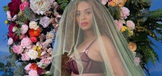 Beyonce mit Babybauch und Babynews (© Beyonce)