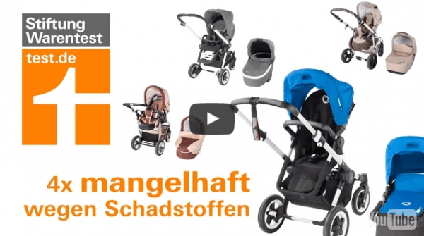 kinderwagen im test der stiftung warentest nur drei sind. Black Bedroom Furniture Sets. Home Design Ideas