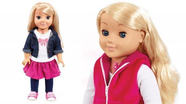 """Bundesnetzagentur warnt Eltern: vernichtet Puppe """"Cayla"""" (Foto: Hersteller/Vivid)"""