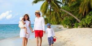 Darf das Elterngeld einfach als Urlaubsgeld verwendet werden? ©Thinkstock
