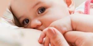 Muttermilch ist für Säuglinge die beste Nahrung ©Thinkstock