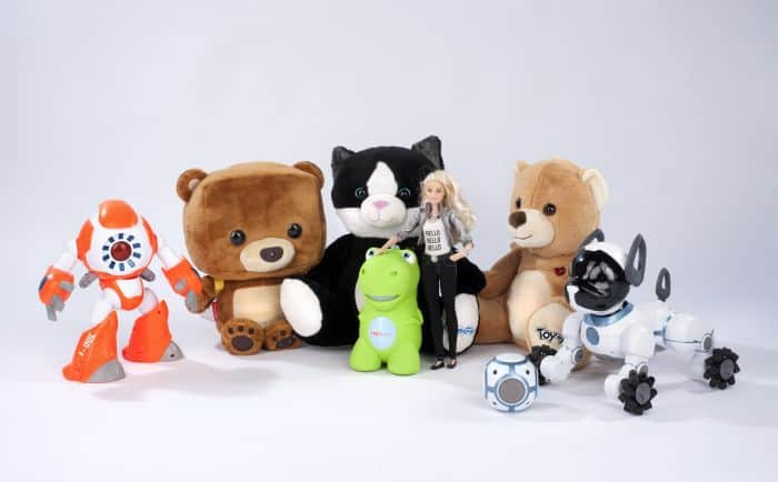 Stiftung Warentest warnt vor smartem Spielzeug - Fremde können mithören