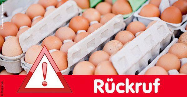 Rückruf: Eier mit Insektizid Fipronil belastet (© Symbolfoto: nilswey / Panthermedia)