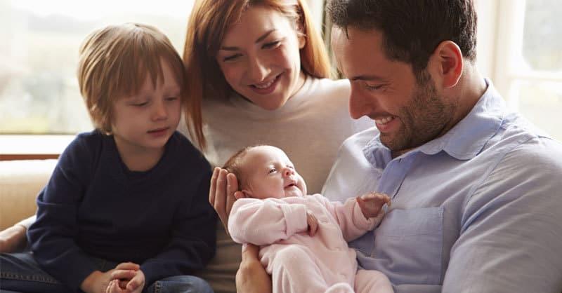 Das ändert sich 2018 für Familien und Eltern (© Thinkstock)