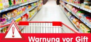 Gift in Lebensmitteln - Erpresser fordert Millionen (© Symbolfoto: Getty Images)