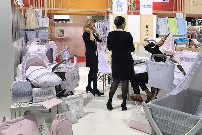 Die Kind und Jugend Messe 2017 in Köln präsentiert von Babyausstattung bis Spielzeugen alles für Babys, Kinder und Jugendliche (Foto: Sparbaby)