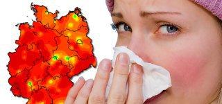 Grippewelle 2018 in Deutschland (Collage: ©Lilliput-Lounge, Getty Images, RKI)