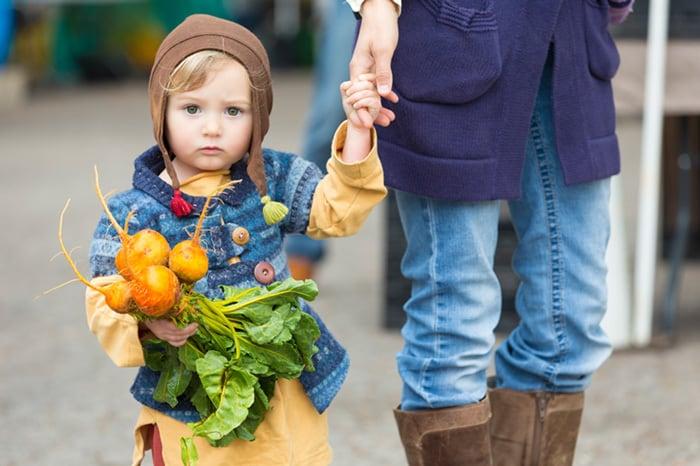 Erster veganer Kindergarten eröffnet in Frankfurt (© Symbolfoto: Getty Images)